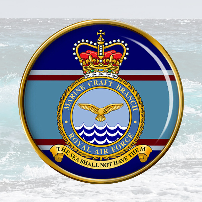 Badge de la Marine Craft Section de la Royal Air Force