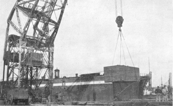 Arrivée des autopompes Arhens-Fox à Rotterdam (1927)