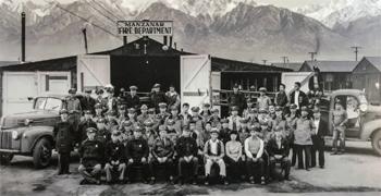 Le Fire Department de Manzanar