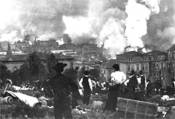 Le séisme d'avril 1906
