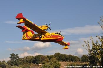 <h2>Avion bombardier d'eau Bombardier 415 Pélican 35</h2>