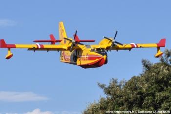 <h2>Avion bombardier d'eau Bombardier 415 Pélican 39</h2>