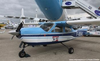 <h2>Avion de reconnaissance/liaison/commandement Cessna F177 Cardinal RG</h2>