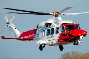 <h2>Hélicoptère de recherche et de sauvetage Agusta Westland AW189</h2>