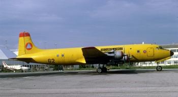 <h2>Avion bombardier d'eau Douglas DC-6B Pélican 62</h2>