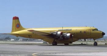 <h2>Avion bombardier d'eau Douglas DC-6B Pélican 61</h2>