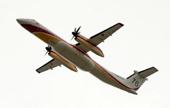 <h2>Avion bombardier d'eau DHC-8-Q400 MR Milan 76</h2>