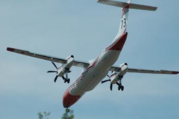 <h2>Avion bombardier d'eau DHC-8-Q400 MR Milan 73</h2>