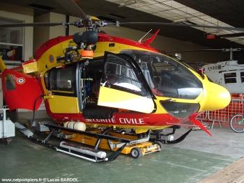 <h2>Hélicoptère Eurocopter EC145 Dragon 62</h2>