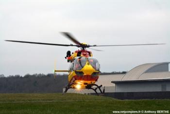 <h2>Hélicoptère Eurocopter EC145</h2>