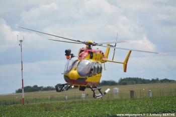 <h2>Hélicoptère Eurocopter EC145 Dragon 50</h2>