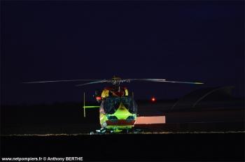 <h2>Hélicoptère Eurocopter EC145 Dragon 76</h2>