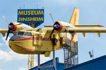 <h2>Avion bombardier d'eau Canadair CL-215 Pélican 26</h2>