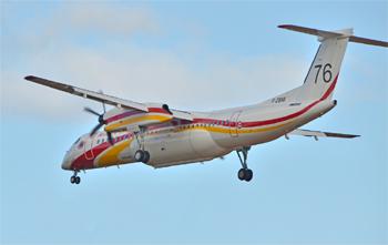 <h2>Avion bombardier d'eau DHC-8-Q400 MR</h2>