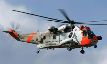 <h2>Hélicoptère de recherche et de sauvetage Westland Sea King</h2>