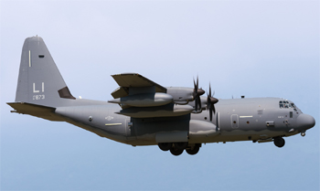 <h2>Avion de recherche et de sauvetage Lockheed C-130 Hercules</h2>