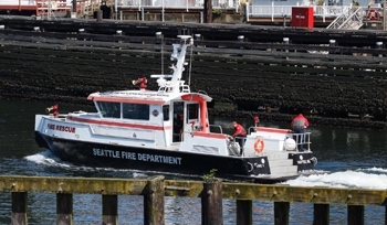 Fast Attack Boat Fireboat 1