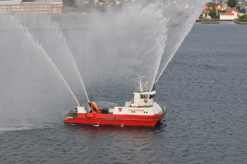 <h2>Bateau-pompe Vektaren - Stavanger - Norvège</h2>