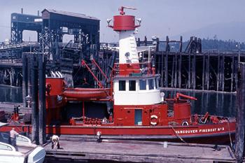 <h2>Bateau-pompe Vancouver Fireboat 2 - Vancouver - Canada</h2>