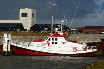 <h2>Vedette de sauvetage en mer MRB-35 - Thorsminde - Danemark</h2>