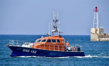 <h2>Vedette de 1ère classe (SNSM) SNS 152 - La Bonne Mère de Marseille - Marseille - France</h2>