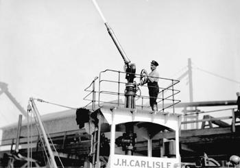 <h2>Bateau-pompe J. H CARLISLE - Vancouver - Canada</h2>