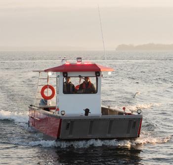 <h2>Landing craft - Tortuguero - Costa Rica</h2>