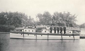 <h2>Bateau-pompe Charles A. Reed - Toronto - Canada</h2>