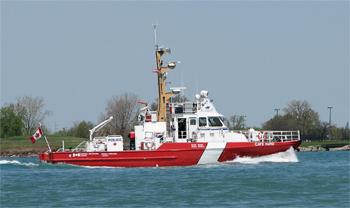 <h2>Vedette de patrouille Cape Hurd - Sernia - Canada</h2>