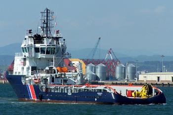 <h2>Bâtiment de soutien, d'assistance et de dépollution Argonaute - Brest - France</h2>