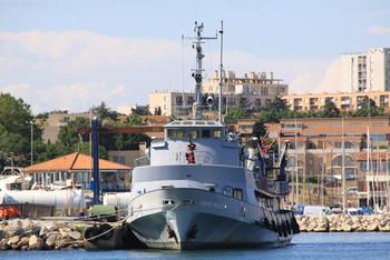 <h2>Bateau-pompe Louis Colet - Marseille - France</h2>