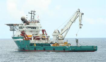 <h2>Navire ravitailleur offshore Bourbon Jade - Marseille - France</h2>
