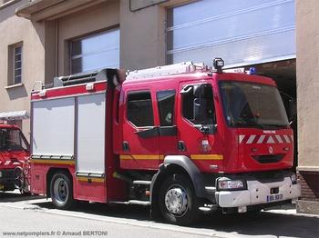 <h2>Fourgon-pompe tonne - Toulouse - Haute-Garonne (31)</h2>