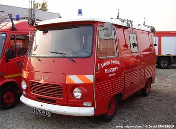 <h2>Véhicule pour interventions diverses - Messimy - Rhône (69)</h2>