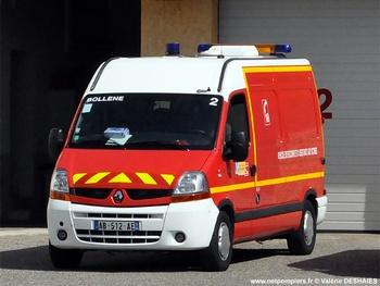 Véhicule de secours et d'assistance aux victimes, Sapeurs-pompiers, Vaucluse (84)