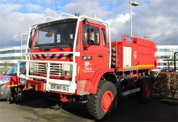 <h2>Camion-citerne pour feux de forêts - Vienne (86)</h2>
