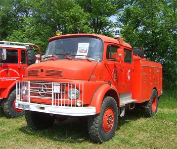 Fourgon-pompe tonne léger, Sapeurs-pompiers, Ardèche (07)