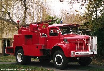 <h2>Camion-citerne pour feux de forêts - Augny - Moselle (57)</h2>