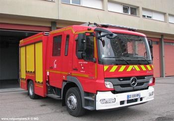 Fourgon-pompe tonne, Sapeurs-pompiers, Moselle (57)