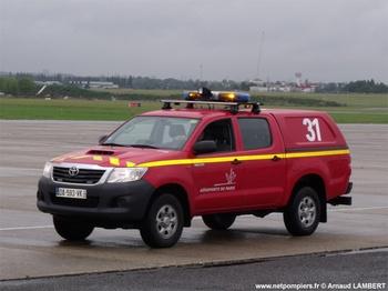 <h2>Véhicule de commandement et de liaison - Le Bourget - Seine-Saint-Denis (93)</h2>