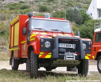 Véhicule pour interventions en milieu périlleux, Marins-pompiers de Marseille, Bouches-du-Rhône