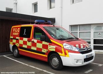 Véhicule poste de commandement, Sapeurs-pompiers, Vendée (85)