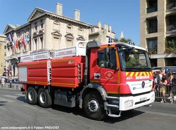 <h2>Camion-citerne de grande capacité - Istres - Bouches-du-Rhône (13)</h2>