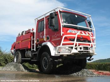 <h2>Camion-citerne pour feux de forêts - Saint-Martin-en-Haut - Rhône (69)</h2>