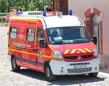 Véhicule de secours et d'assistance aux victimes, Sapeurs-pompiers, Vosges (88)