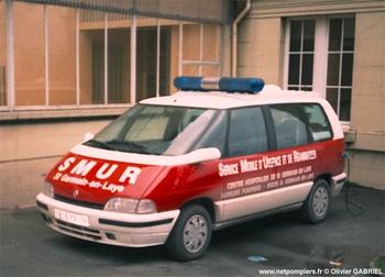 <h2>Véhicule radio médicalisé - Saint-Germain-en-Laye - Yvelines (78)</h2>