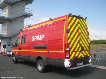 Véhicule GRIMP, Sapeurs-pompiers, Loir-et-Cher (41)