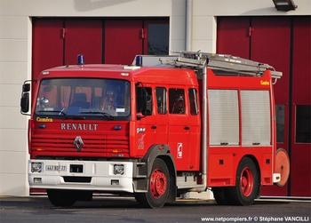 <h2>Fourgon-pompe tonne - Seine-et-Marne (77)</h2>