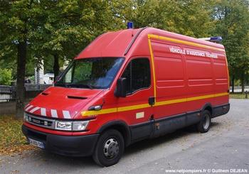 Véhicule d'assistance technique, Sapeurs-pompiers, Oise (60)
