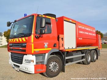<h2>Camion-citerne de grande capacité - Saint-André de l'Eure - Eure (27)</h2>